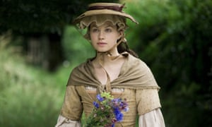 Fanny Hill as portrayed by Rebecca Night in the BBC adaptation of Cleland's erotic novel.