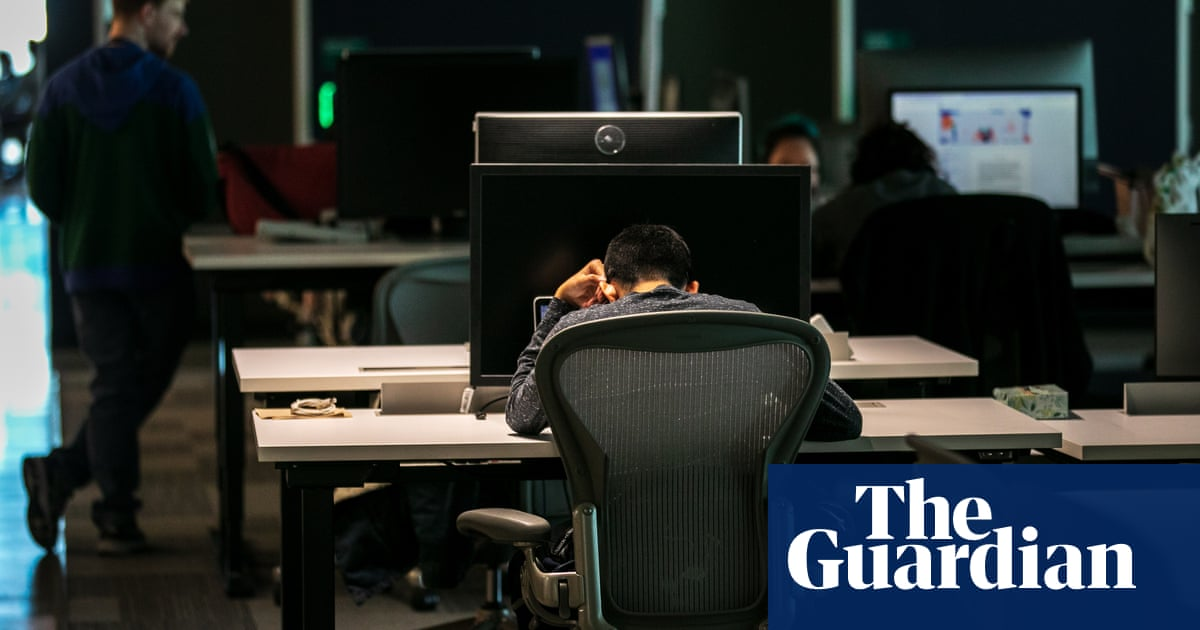 Former Facebook moderators sound alarm over treatment of workers ahead of US election