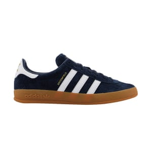 Navy blue suede, £74.99, by Adidas, from office.co.uk