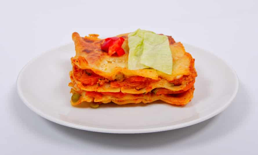 Can layered vegetables truly be called lasagne?
