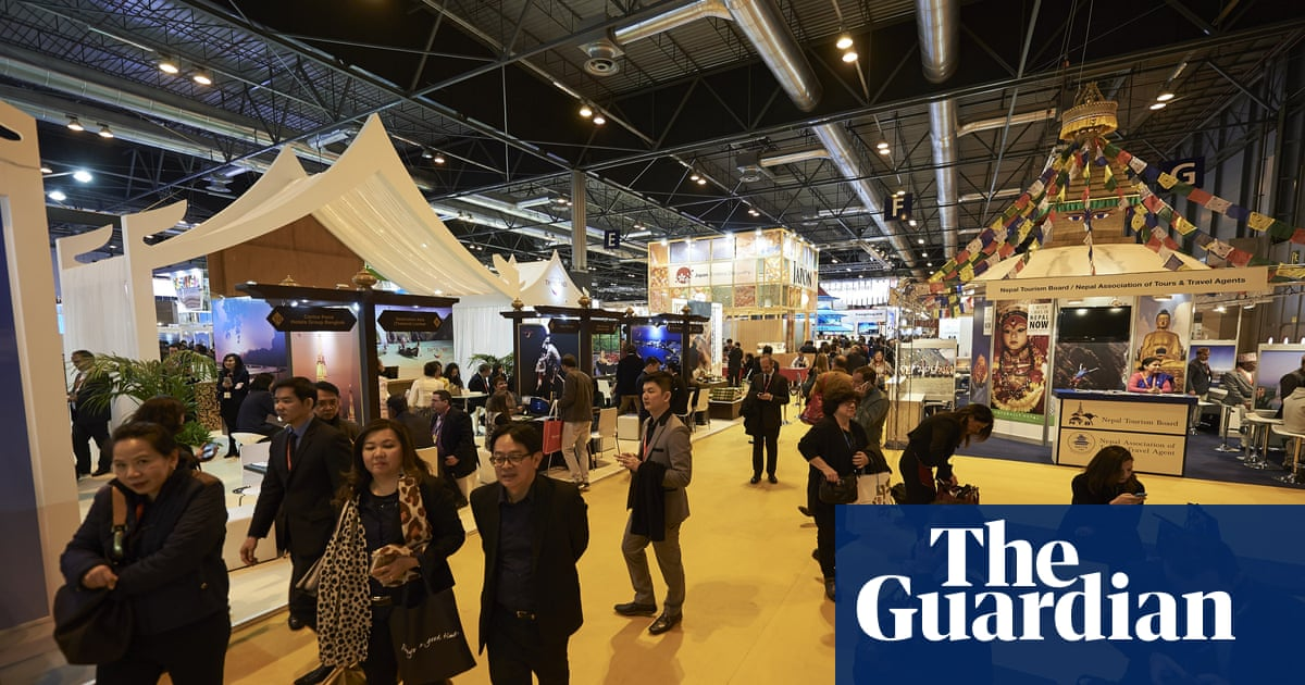 Making the most of an international trade fair | Guardian