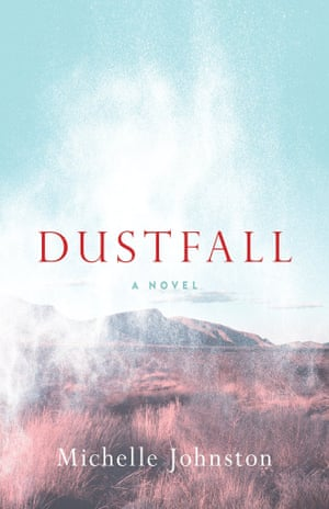 Cover image for Dustfall by Michelle Johnston