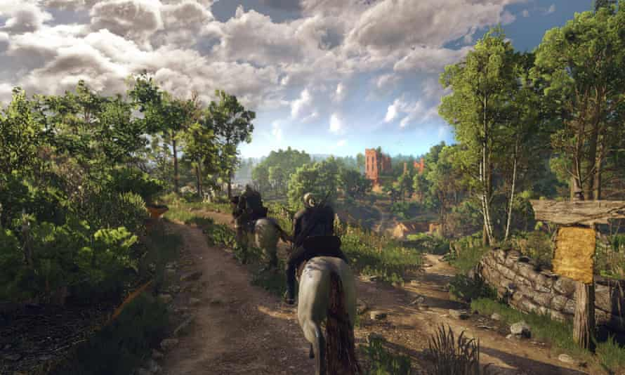 Witcher 3: hundreds of hours of entertainment – and beautiful scenery