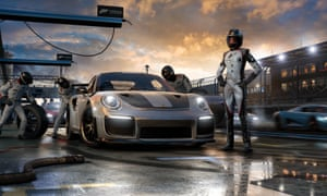 Forza Motorsport 7 benefits hugely from the 4K upgrade.