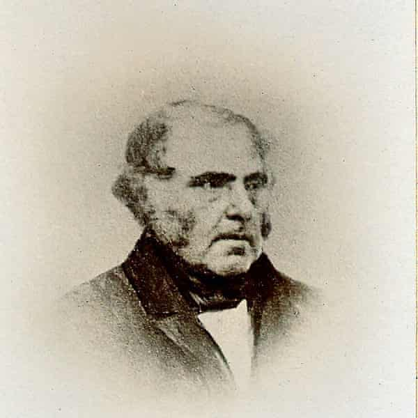 John Edward Taylor, the founder of the Guardian.