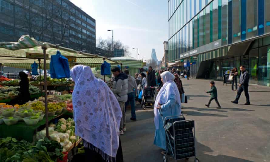 The government estimates there are 190,000 Muslim women in England who speak little or no English.