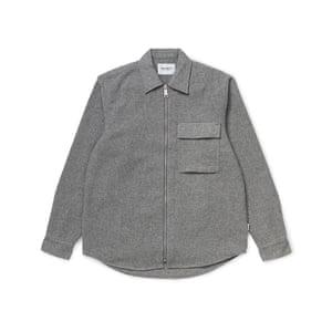 Grey, £100, carhartt.com