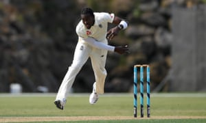 Jofra Archer took three wickets but was said to be bowling at only '80 to 90% pace'.