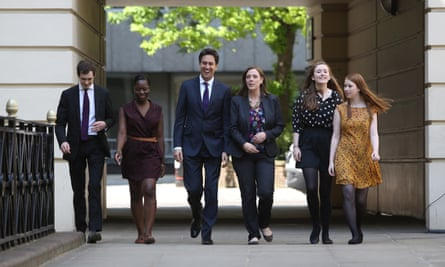 Jess Phillips with Ed Miliband