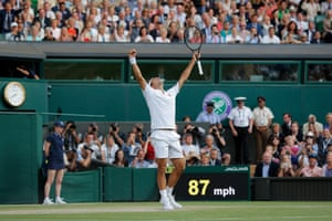 Federer goes through to his twelfth final!