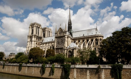 Our Lady of Paris: a history of Notre Dame Cathedral