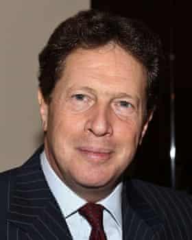 Sir Nigel Sheinwald, the former British ambassador to the US.