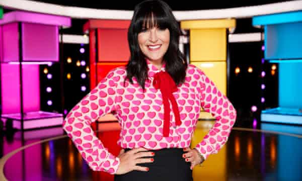 Naked Attraction, presented by Anna Richardson