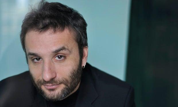 Dimitri Scarlato.