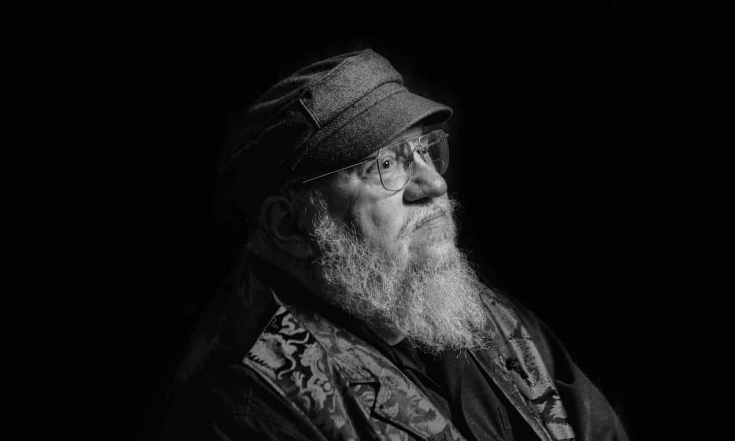 George RR Martin: 'Game of Thrones finishing is freeing, I'm at my own pace'