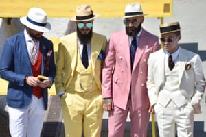 Florence, Italy Visitors attend the 92nd Pitti Immagine Uomo