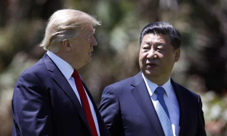 Xi Jinping's mini-summit with Donald Trump in Florida is featured in the series, Major Country Diplomacy.