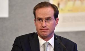 Lobbyist Matthew Elliott