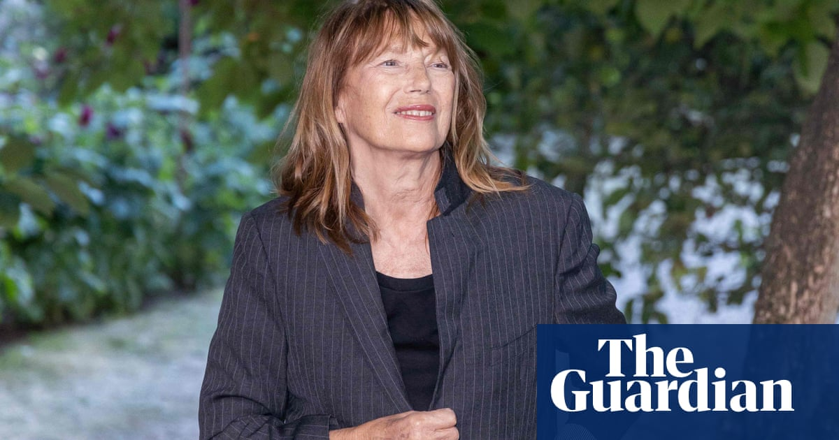 Jane Birkin doing well after stroke, say her family