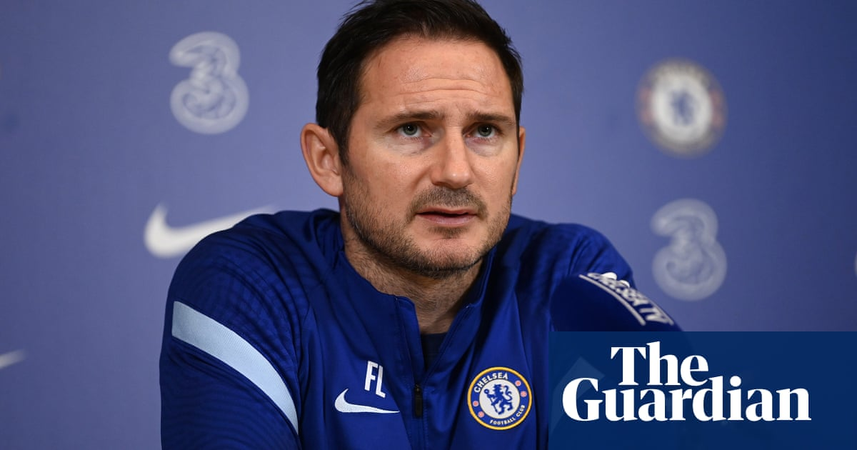 The blame can be put on broadcasters: Lampard angry at festive fixture pile-up