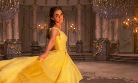 Emma Watson says she has made her Belle 'the kind of woman I would want to embody as a role model'.