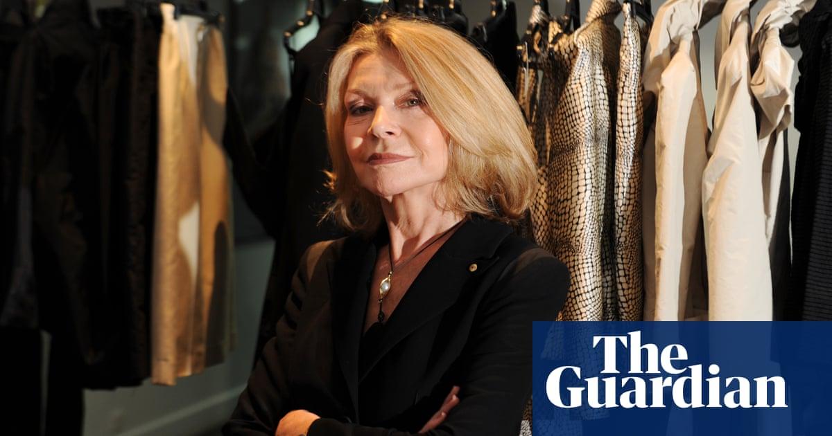 Carla Zampatti: Australian fashion designer dies age 78 after serious fall