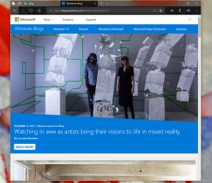 Microsoft's Edge browser gets a lick of paint and some new features.