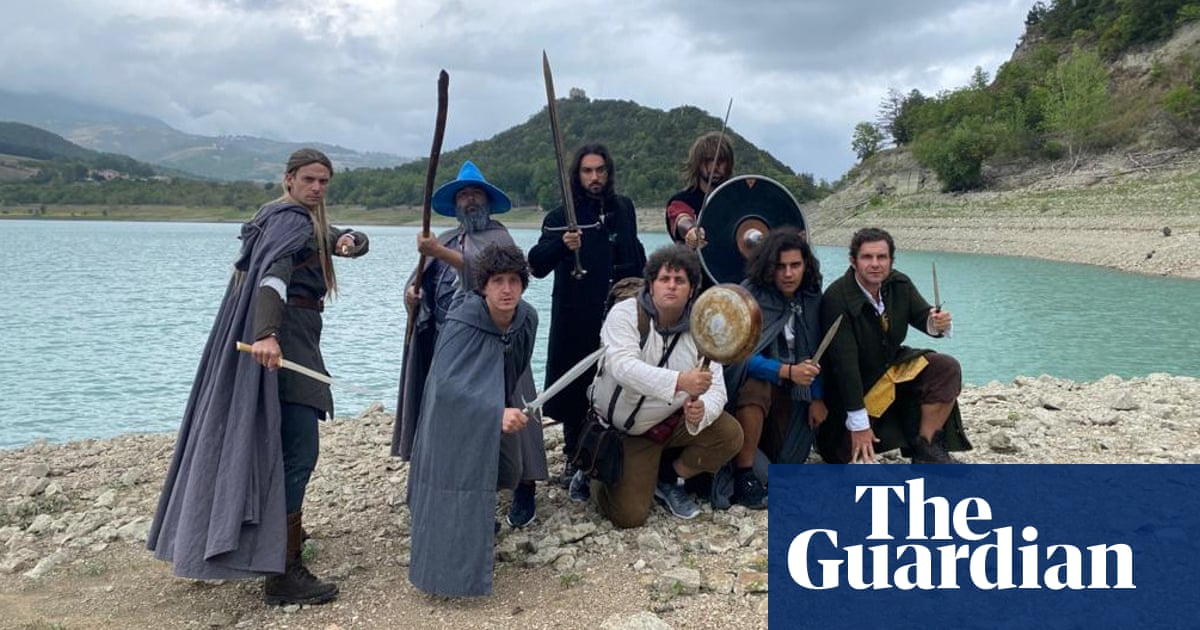 'What is this if not magic?' The Italian man living as a hobbit