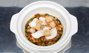 'Brisk and vital': casserole.