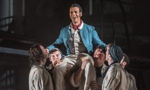 Roderick Williams stars in Billy Budd at Aldeburgh festival.