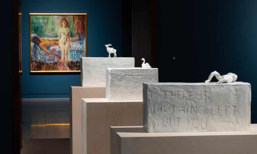Tracey Emin/Edvard Munch: The Loneliness of the Soul at the Royal Academy of Arts