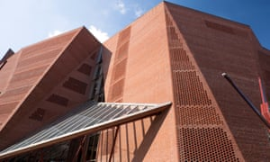 The London School of Economics' Saw Swee Hock student centre