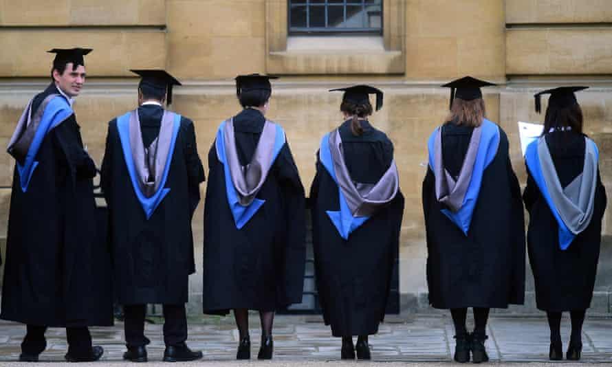 Oxford University graduates