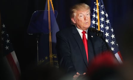 Donald Trump has long warned of the danger of taking in refugees, whom he has compared to the Trojan Horse.