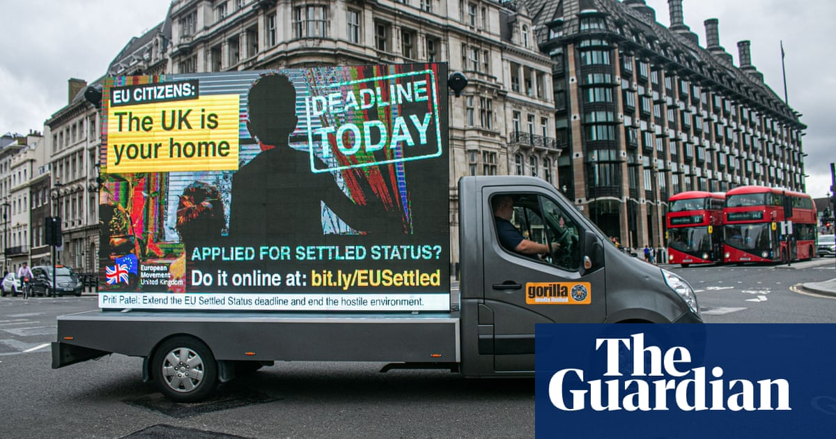 Why 6m settlement applications doesn't mean 6m EU citizens live in the UK