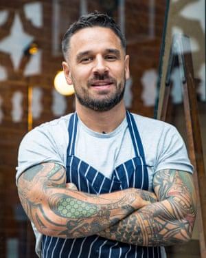 Chef Gary Usher