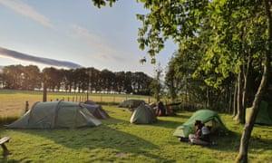 Drymen Camping Cool Camping