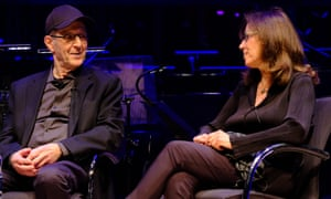 Collaborators … Steve Reich and Beryl Korot at the Barbican.