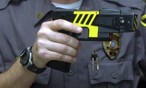 After third Taser death, California police officials