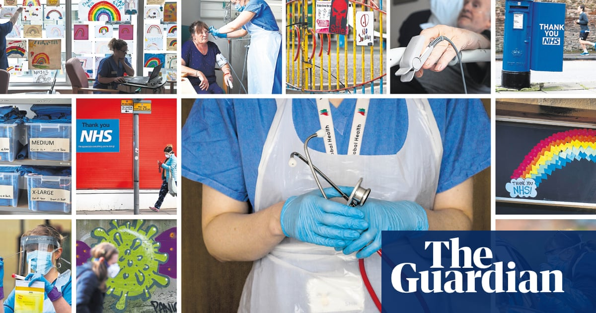 'The past six weeks have been unlike anything I've known': a GP on how the pandemic has progressed