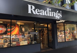 'Our biggest year was when Borders closed': Readings bookstore in Carlton