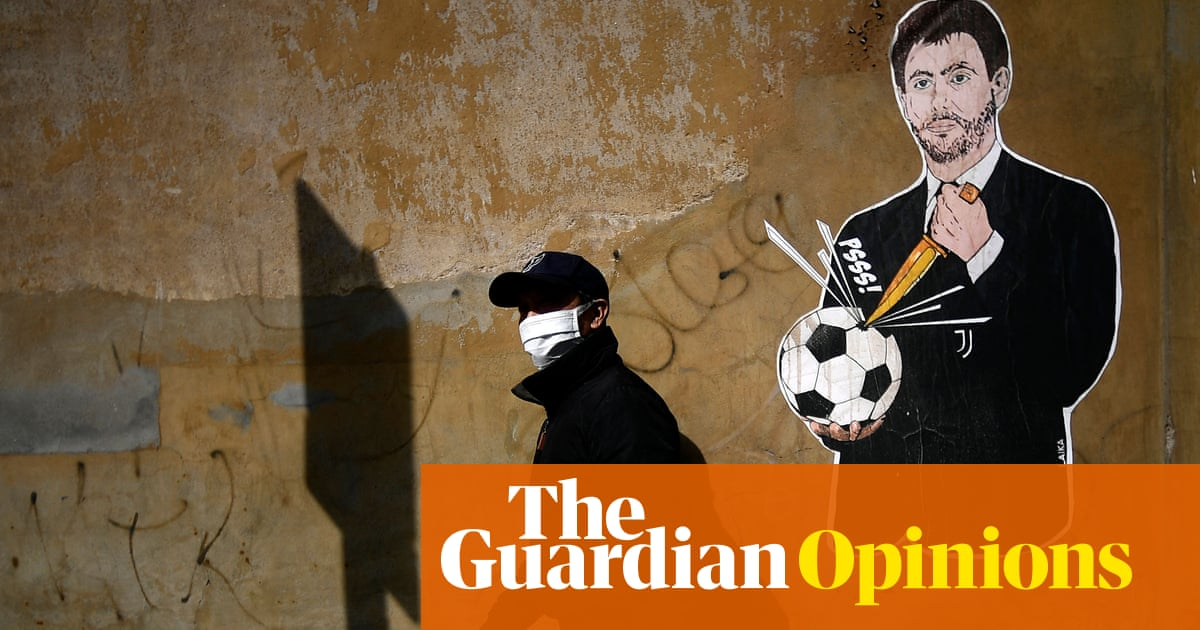 The European Super League is the perfect metaphor for global capitalism