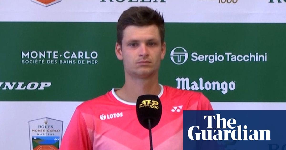 A press conference with no questions: media no-show at Hurkacz presser – video