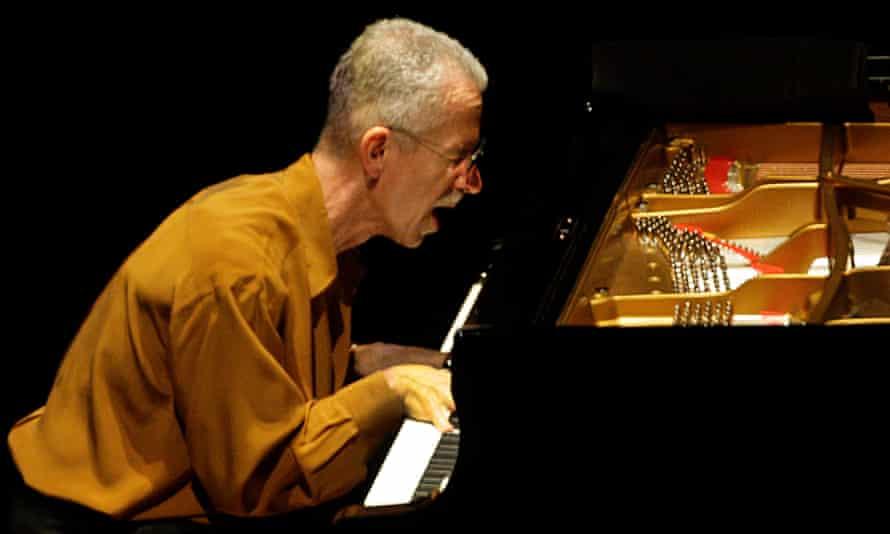 Keith Jarrett's performing in 2012