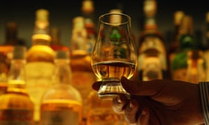 Scotch Whisky, which is protected under EU rules.