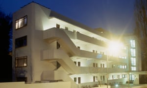 Nest of spies:the Isokon building, designed by Wells Coates.
