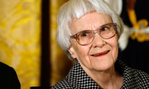 Harper Lee pictured in 2007. The author died in 2016.