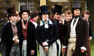 Model Englishness … the 2005 television adaptation of Tom Brown's Schooldays.