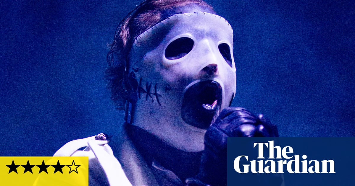 Slipknot review –a haven of euphoric noise in a world gone mad