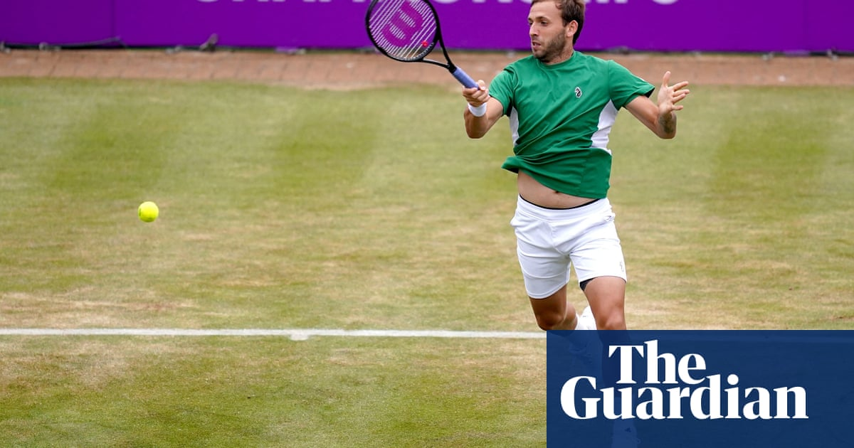 Dan Evans happy to put country and Olympics before ATP ranking points